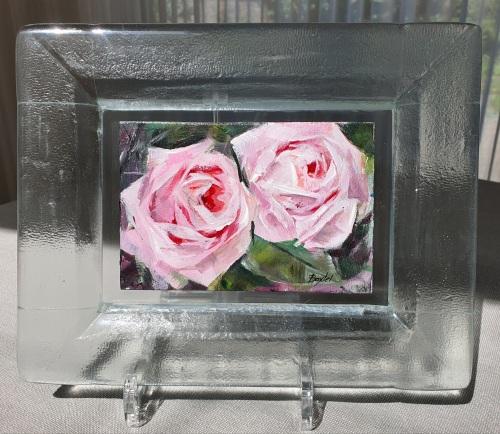 Roos-in-glazen-lijstje-6