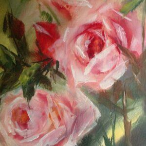 Cursus rozen tekenen/schilderen